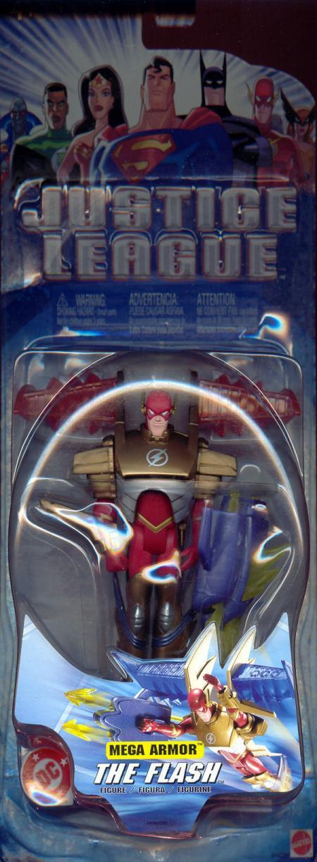The Flash Justice League Mega Armor