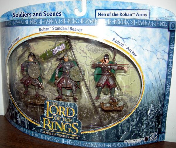 Men Rohan Army Battle Scale