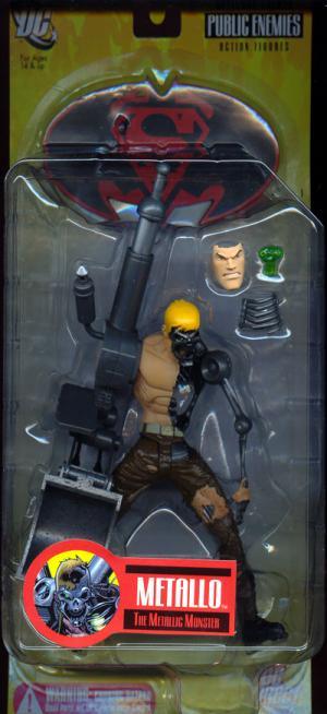 Metallo Public Enemies Figure DC Direct