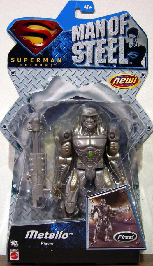 Metallo Man Steel