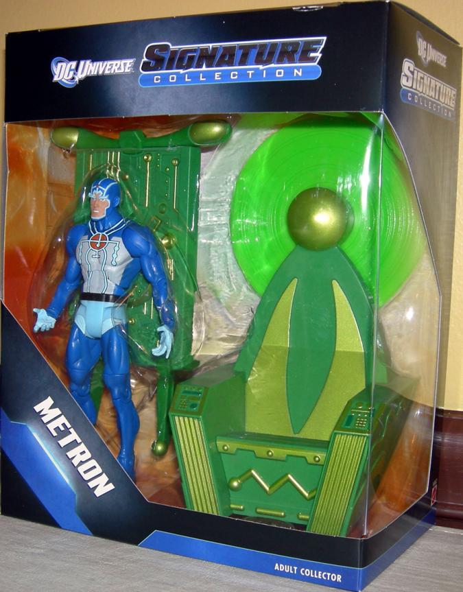 Metron Mobius Chair DC Universe, Signature Series