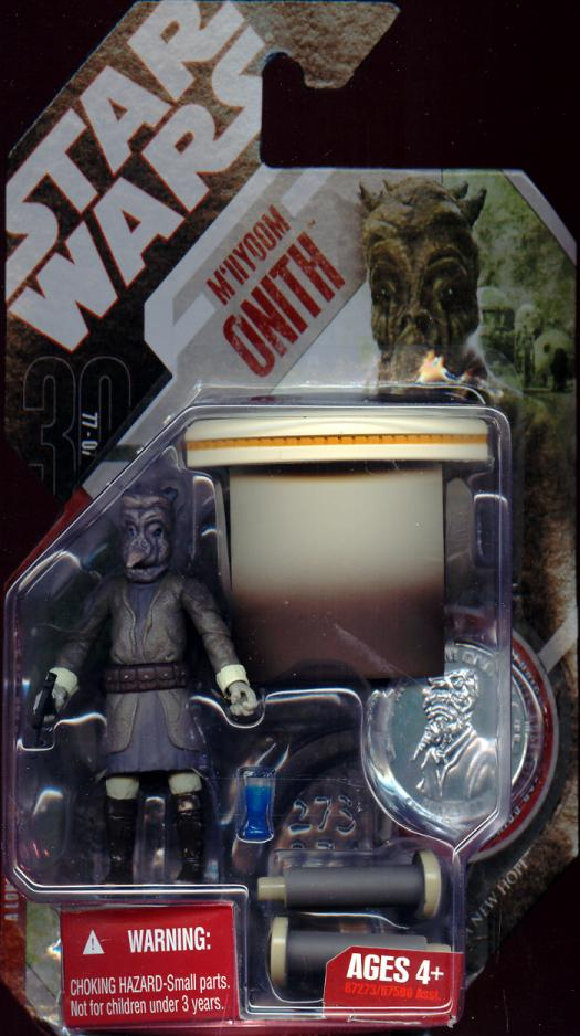 Miiyoom Onith Figure 30th Anniversary No 22 Star Wars