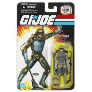 Mine Detector Code Name- Tripwire action figure