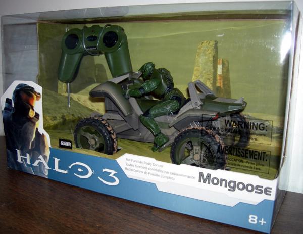 Mongoose Radio Controlled
