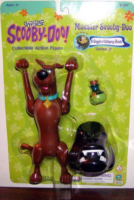 Monster Scooby-Doo action figure