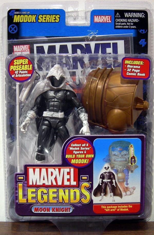 Moon Knight Marvel Legends