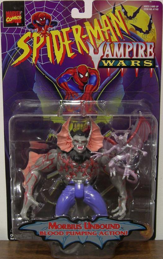 Morbius Unbound