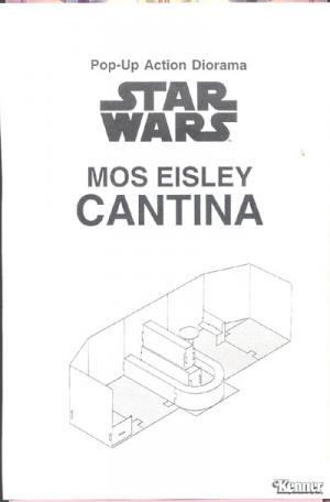 Mos Eisley Cantina Diorama