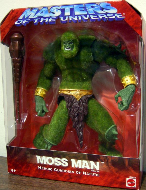 Moss Man Exclusive