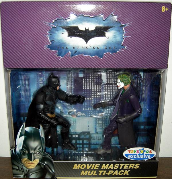 Movie Masters Multi-Pack Dark Knight action figures