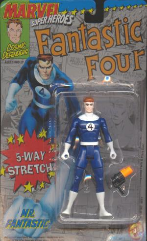 Mr Fantastic Marvel Super Heroes