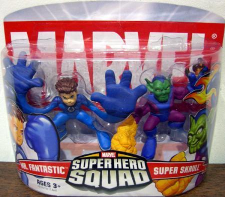 Mr Fantastic Super Skrull Super Hero Squad