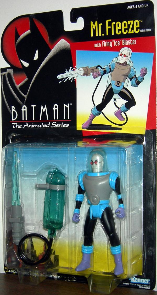 Mr Freeze Batman Animated Series