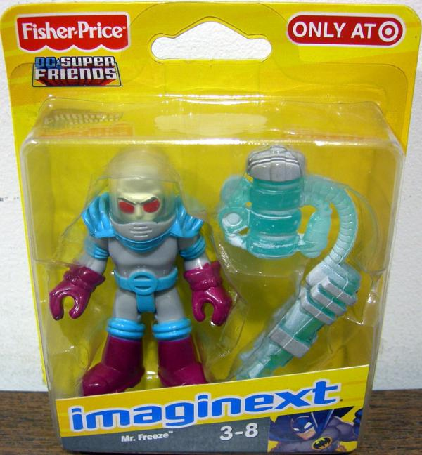 Mr Freeze Imaginext