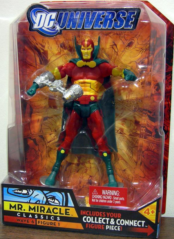 Mr Miracle DC Universe