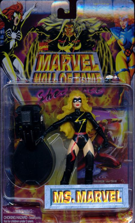 Ms Marvel black costume
