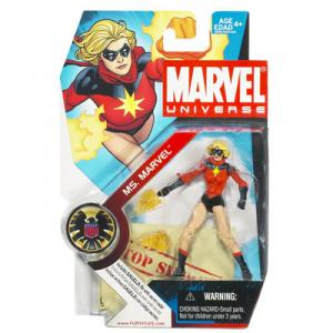 Ms Marvel Marvel Universe, Classic, 023
