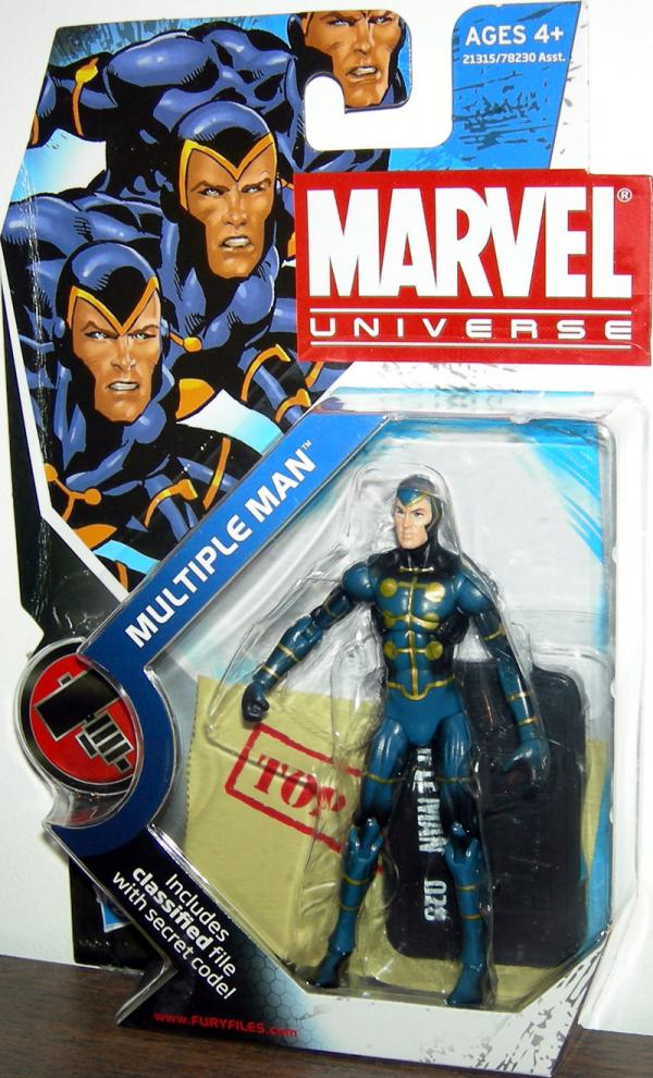 Multiple Man Marvel Universe, series 2, 028