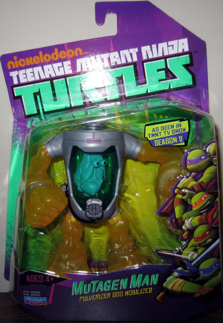 Mutagen Man Figure Nickelodeon Teenage Mutant Ninja Turtles