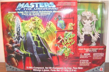 Mutant Slime Pit Playset Masters Universe action figure