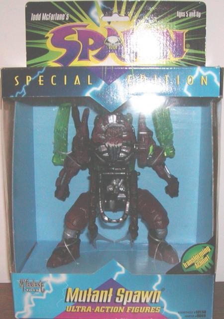 Mutant Spawn action figure