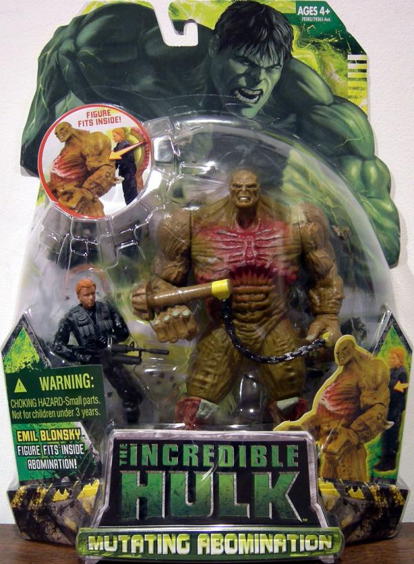 Mutating Abomination Action Figure Hulk Movie Hasbro