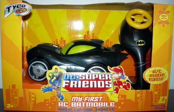 My First RC Batmobile
