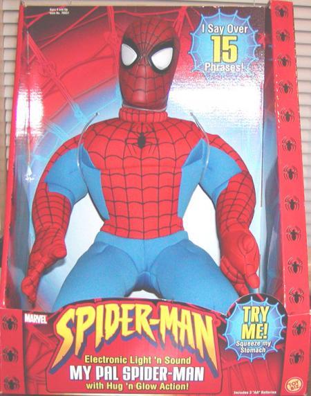 My Pal Spider-Man