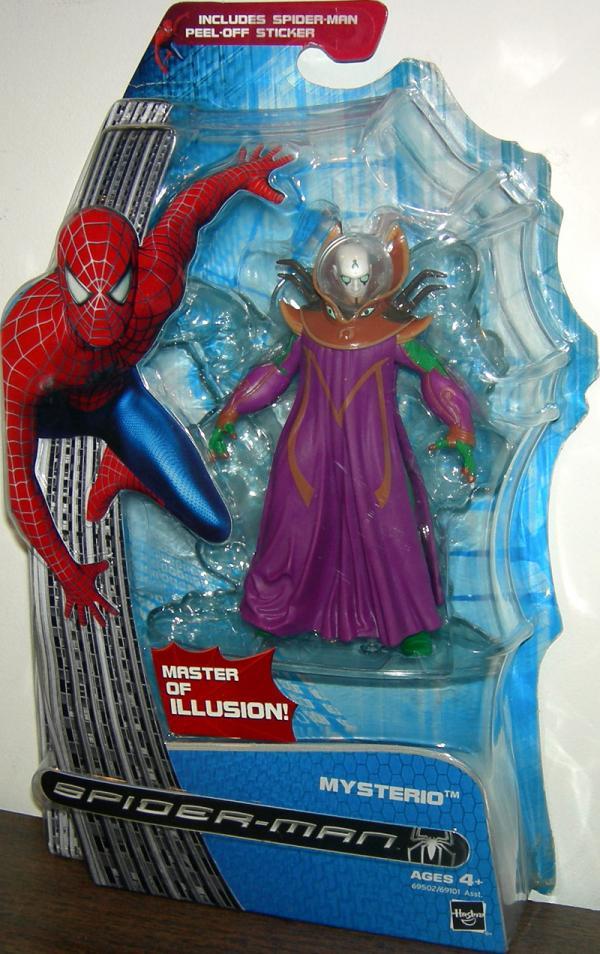 Mysterio Figure Spider-Man 3 Video Game Version