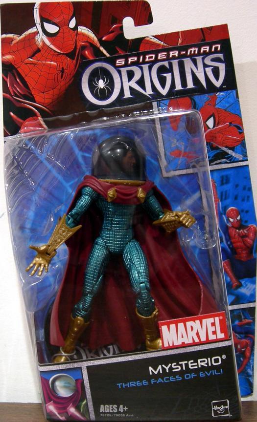 Mysterio Spider-Man Origins