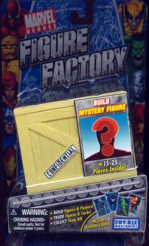 Mystery Figure Figure Factory