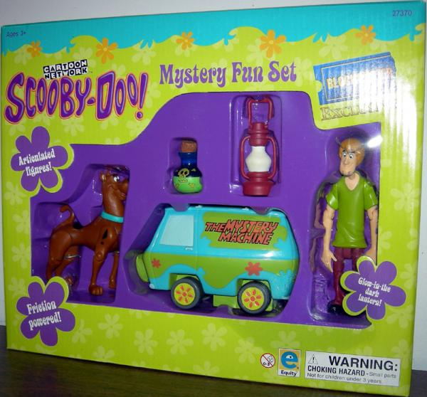 Scooby-Doo Mystery Fun Set