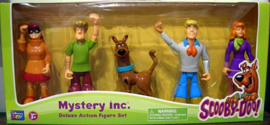Mystery Inc 5-Pack
