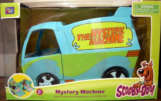 Mystery Machine 2007