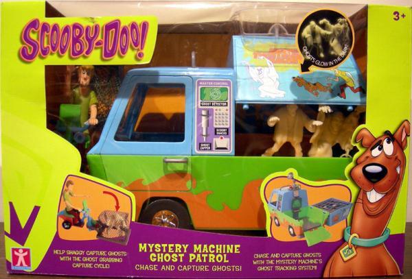 Ghost Patrol Mystery Machine UK version
