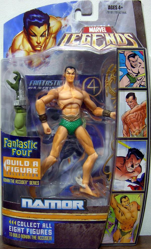 Namor Ronan Accuser Series Marvel Legends action figure