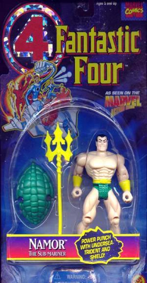 Namor Sub-Mariner Fantastic Four