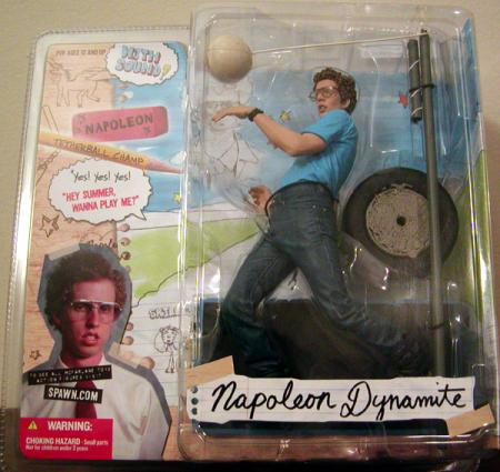 Napoleon tetherball champ