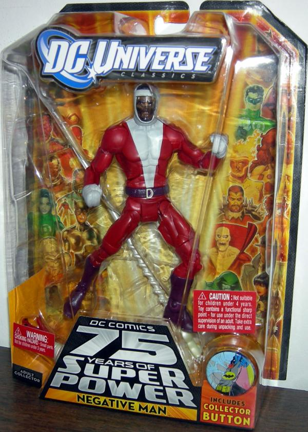 Negative Man DC Universe, variant