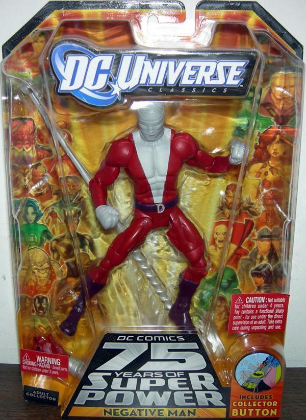 Negative Man DC Universe