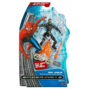 New Goblin Auto Launching Missile Attack Spider-Man 3 action figure