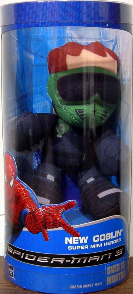 New Goblin Super Mini Heroes Plush Spider-Man 3