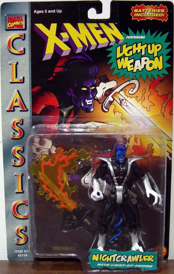 Nightcrawler Classics Light-Up repaint