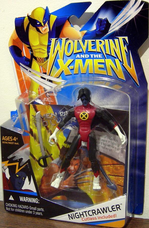 Nightcrawler Wolverine X-Men