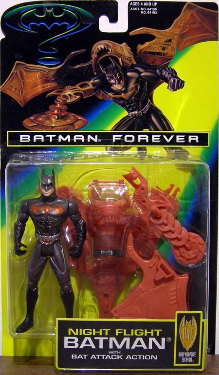Night Flight Batman Batman Forever