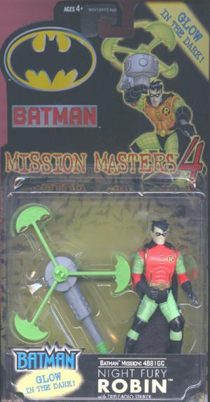 Night Fury Robin