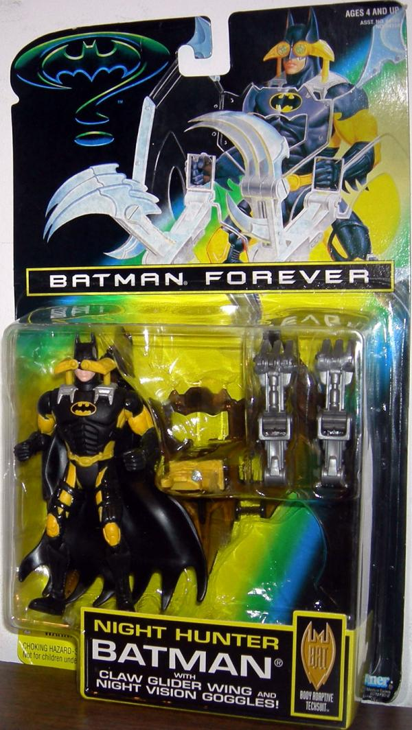 Night Hunter Batman Batman Forever