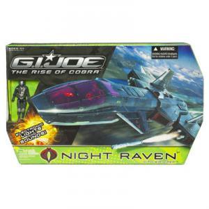 Night Raven Air-Viper v1 Rise Cobra action figure