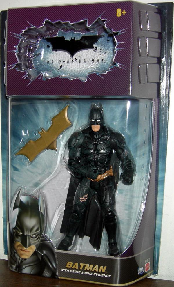 Night Vision Batman Dark Knight