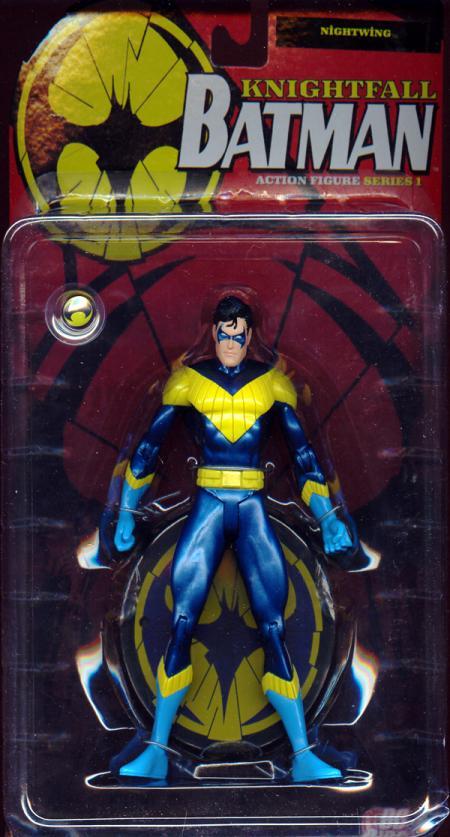 Nightwing Batman Knightfall